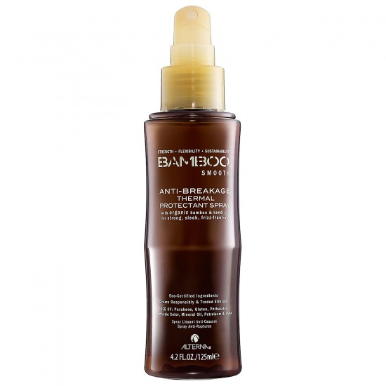 Alterna Haircare: Bamboo Smooth Anti-Breakage Thermal Protectant Spray (4.2 OZ)