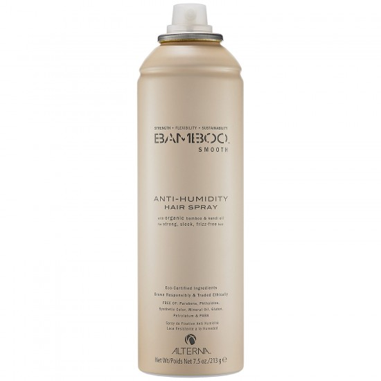 Alterna Haircare: Bamboo Smooth Anti-Humidity Hair Spray (7.5 OZ)